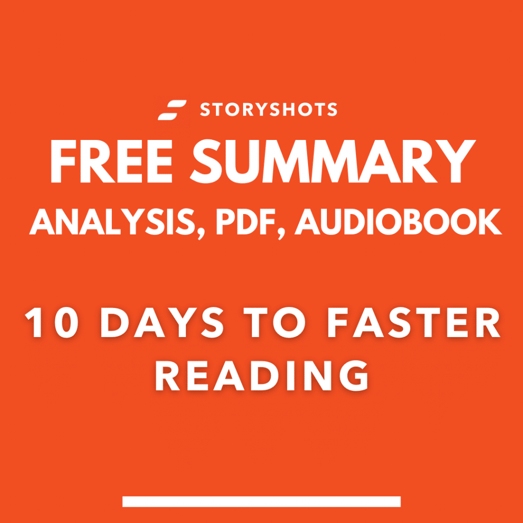ten days to faster reading summary pdf free audiobook