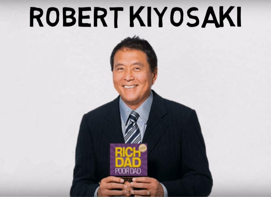 Robert T. Kiyosaki Rich Dad Poor Dad