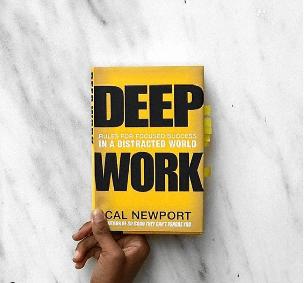 Deep work free chapter by Chapter summary