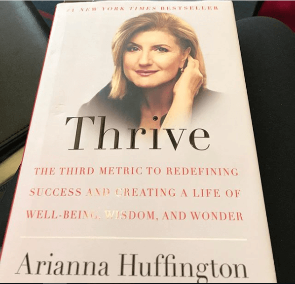 Chapter by Chapter Summary of Thrive by Arianna Huffington