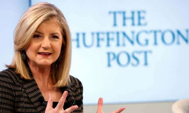 Arianna Huffington book summary
