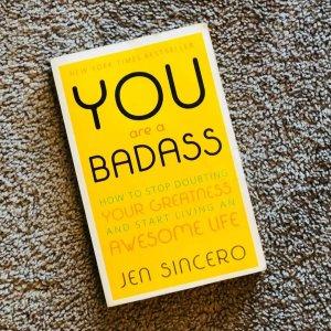 You Are a Badass book summary