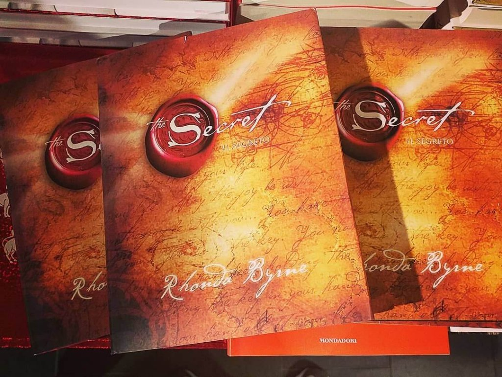 Summary of The Secret by Rhonda Byrne