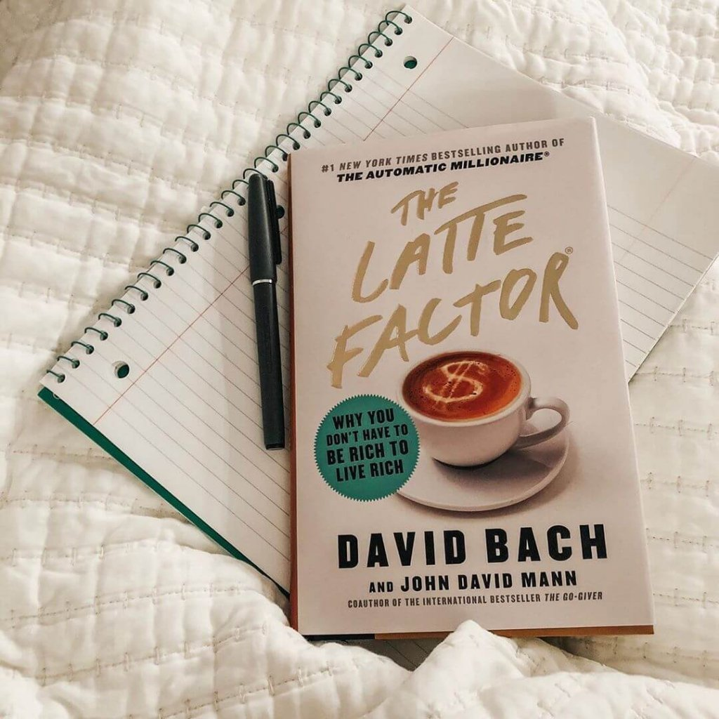 The Latte Factor book summary