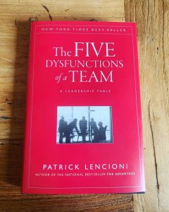 The Five Dysfunctions of a Team Summary