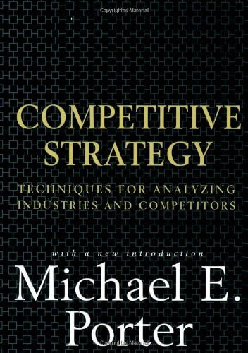 Free Summary of Competitive Advantage by Michael E. Porter on StoryShots