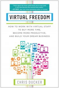 Summary of Virtual Freedom by Chris Ducker