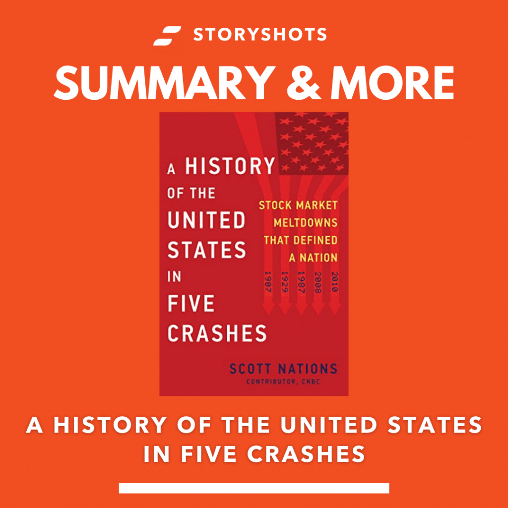 A History of The United States in Five Crashes by Scott Nations Book Summary, Free Audiobook and Animated Summary