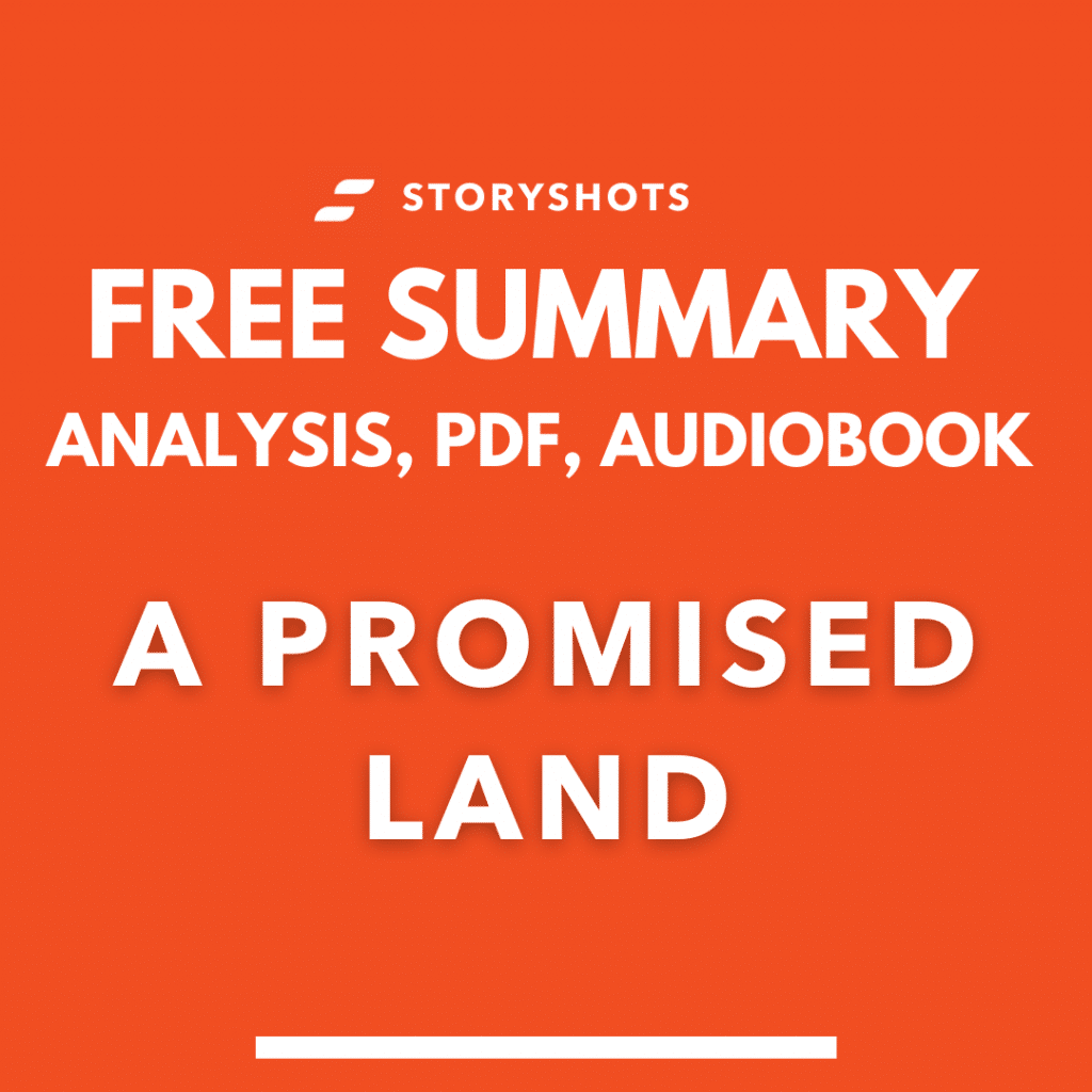 A Promised Land Summary PDF Barack Obama free audiobook review and analysis key takeaways and insights on StoryShots