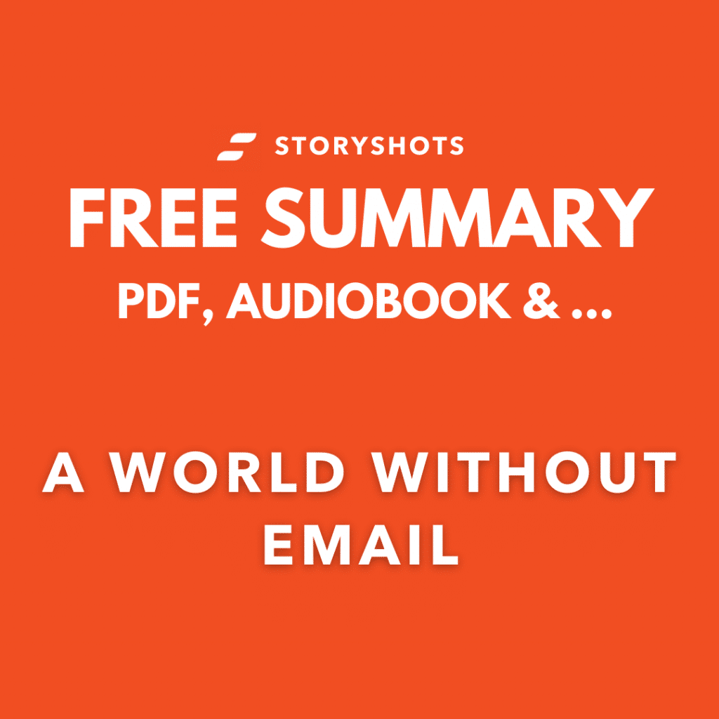 A World Without Email Summary by Cal Newport PDF Free Audiobook Book Review