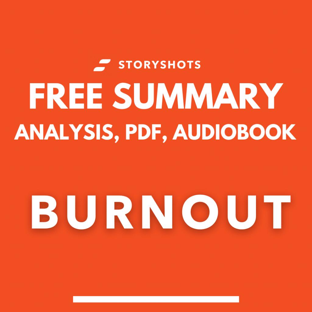 Burnout Book Summary Emily Nagoski Analysis PDF Review Free Audiobook