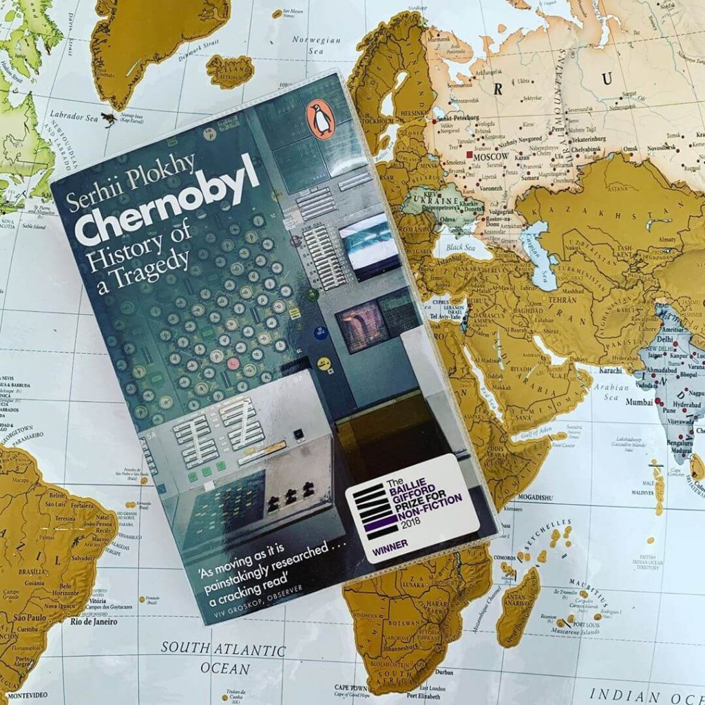 Book review and Summary of Chernobyl