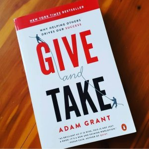Give and Take Summary