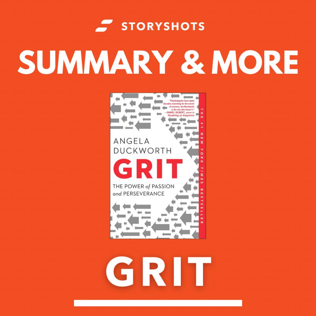 Grit by Angel Duckworth free summary audiobook animated