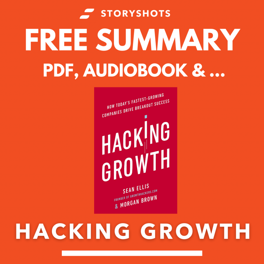 Hacking Growth Free Book Review Summary Audiobook Animated Book Summary PDF Epub on StoryShots