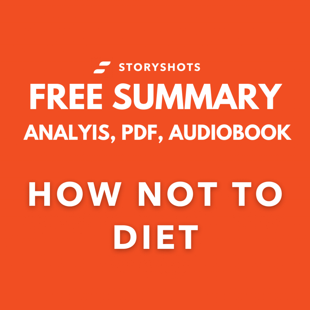 How Not to Diet Book Chapter Summary Dr. Michael Gerber PDF Free Audiobook analysis on StoryShots