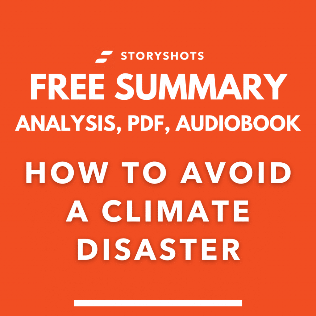 How to Avoid a Climate Disaster Summary Bill Gates PDF Review free audiobook