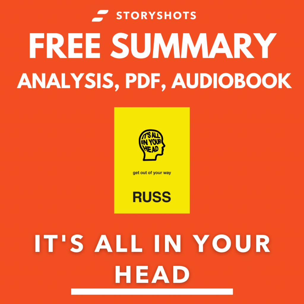 It's All in Your Head Summary Analysis Free Audiobook Animated Book PDF on StoryShots