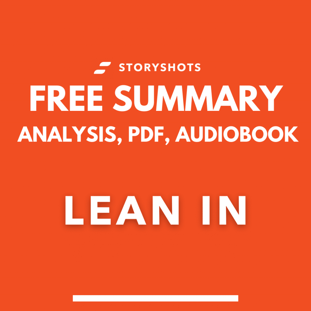 Lean In Summary by Sheryl Sandberg PDF Free Audio Book Review