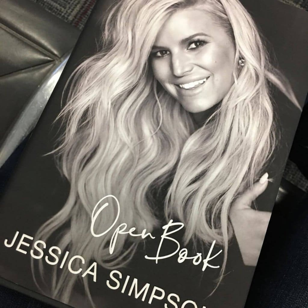 Open Book Summary by Jessica Simpson