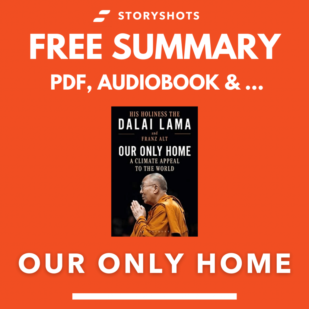 Our Only Home Free Book Review Summary Audiobook Animated Book Summary PDF Epub on StoryShots