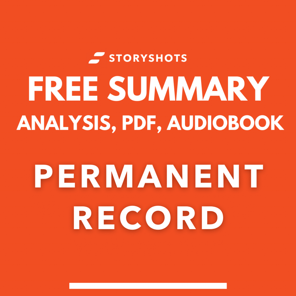 Permanent Record PDF Book Summary Edward Snowden Free Audiobook Analysis Review on StoryShots