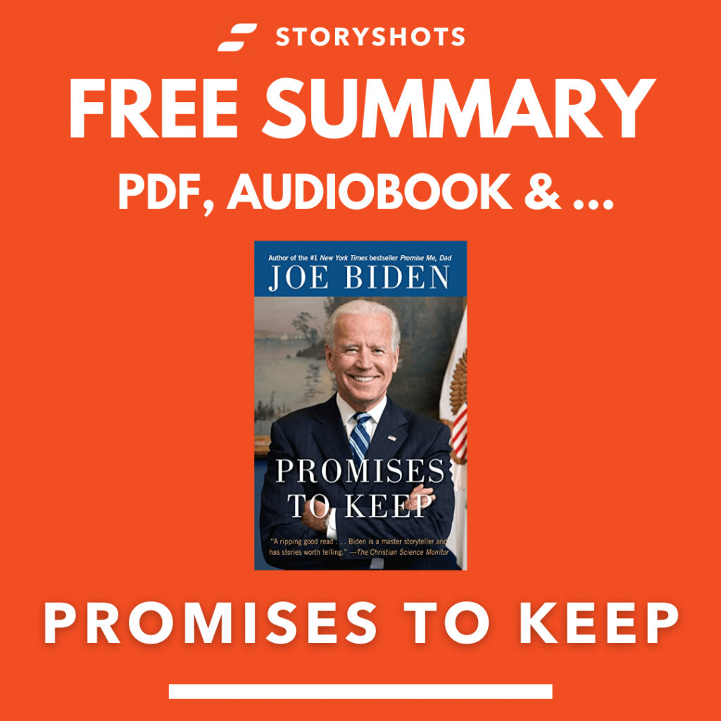 Promises to Keep by Joe Biden Free Book Review Summary Audiobook Animated Book Summary PDF Epub on StoryShots
