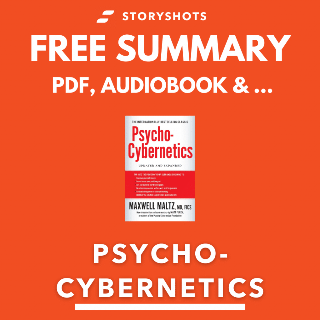 Psycho-Cybernetics Summary Review  PDF | Maxwell Maltz