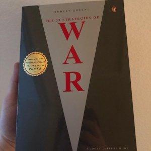 The 33 Strategies of War summary