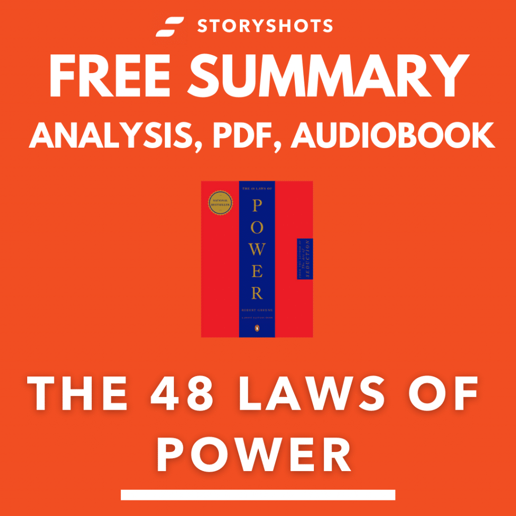 The 48 Laws of Power Summary Analysis Robert Green PDF Free Audiobook