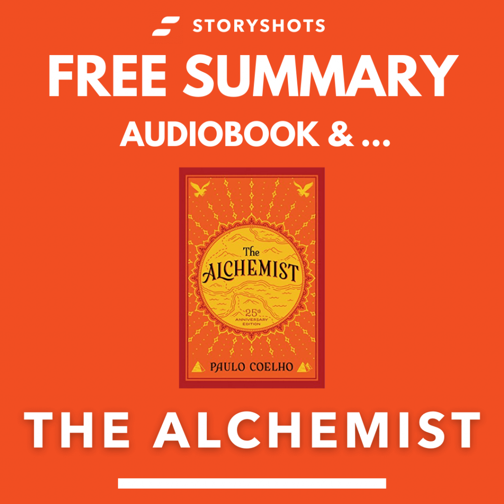 The Alchemist by Paulo Coelho Free Book Review Summary Audiobook Animated Book Summary PDF Epub on StoryShots