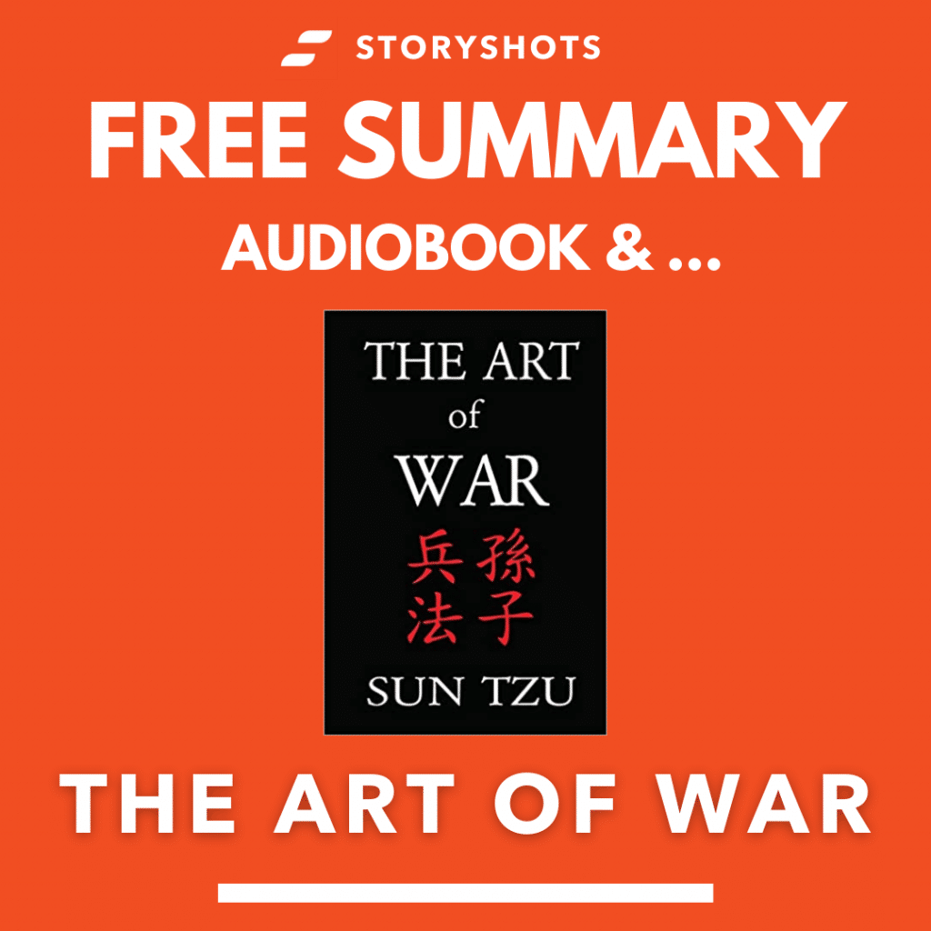 The Art of War by Sun Tzu Free Book Review Summary Audiobook Animated Book Summary PDF Epub on StoryShots