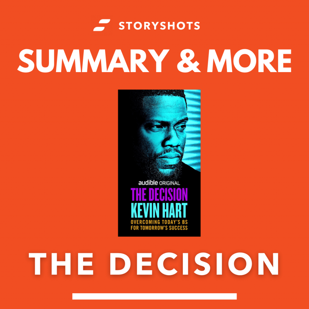 The Decision summary and analysis free audiobook Kevin Hart