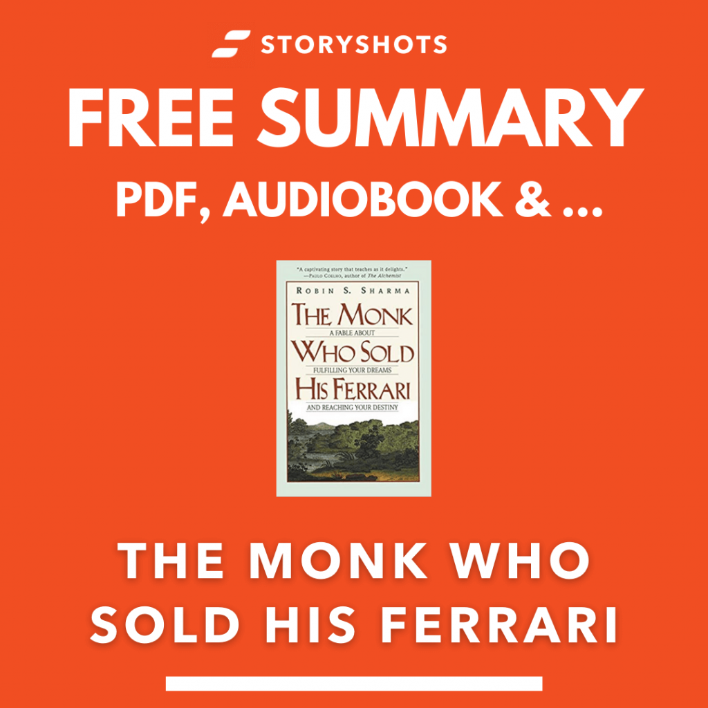 The monk who sold his ferrari book summary by Robin Sharma free audiobook book review pdf epub