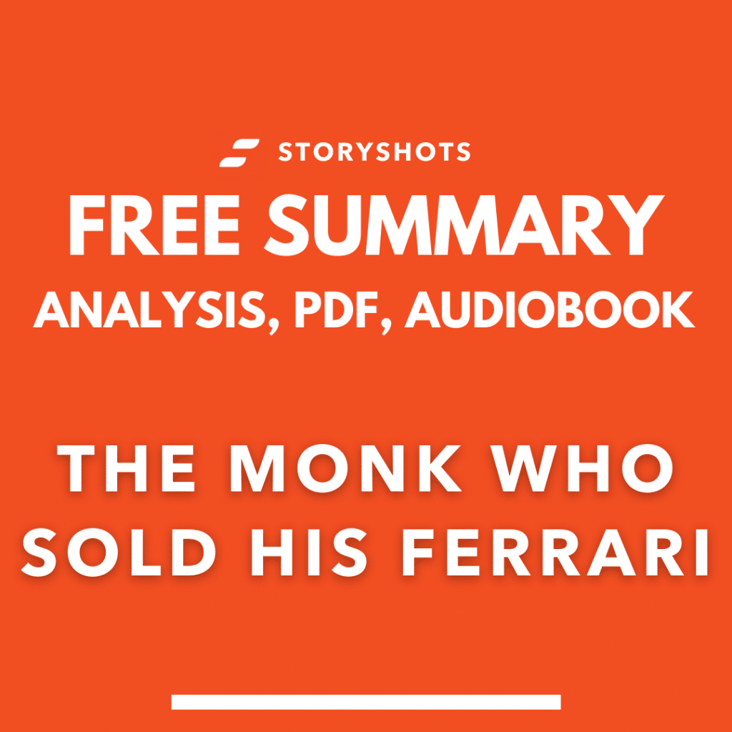 The Monk Who Sold His Ferrari Summary Review Robin Sharma PDF Free Audiobook