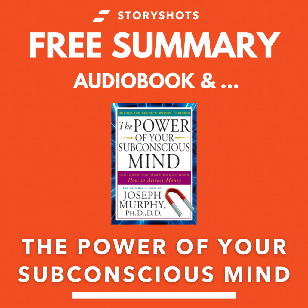 The Power of Your Subconscious Mind Free Book Review Summary Audiobook Animated Book Summary PDF Epub on StoryShots