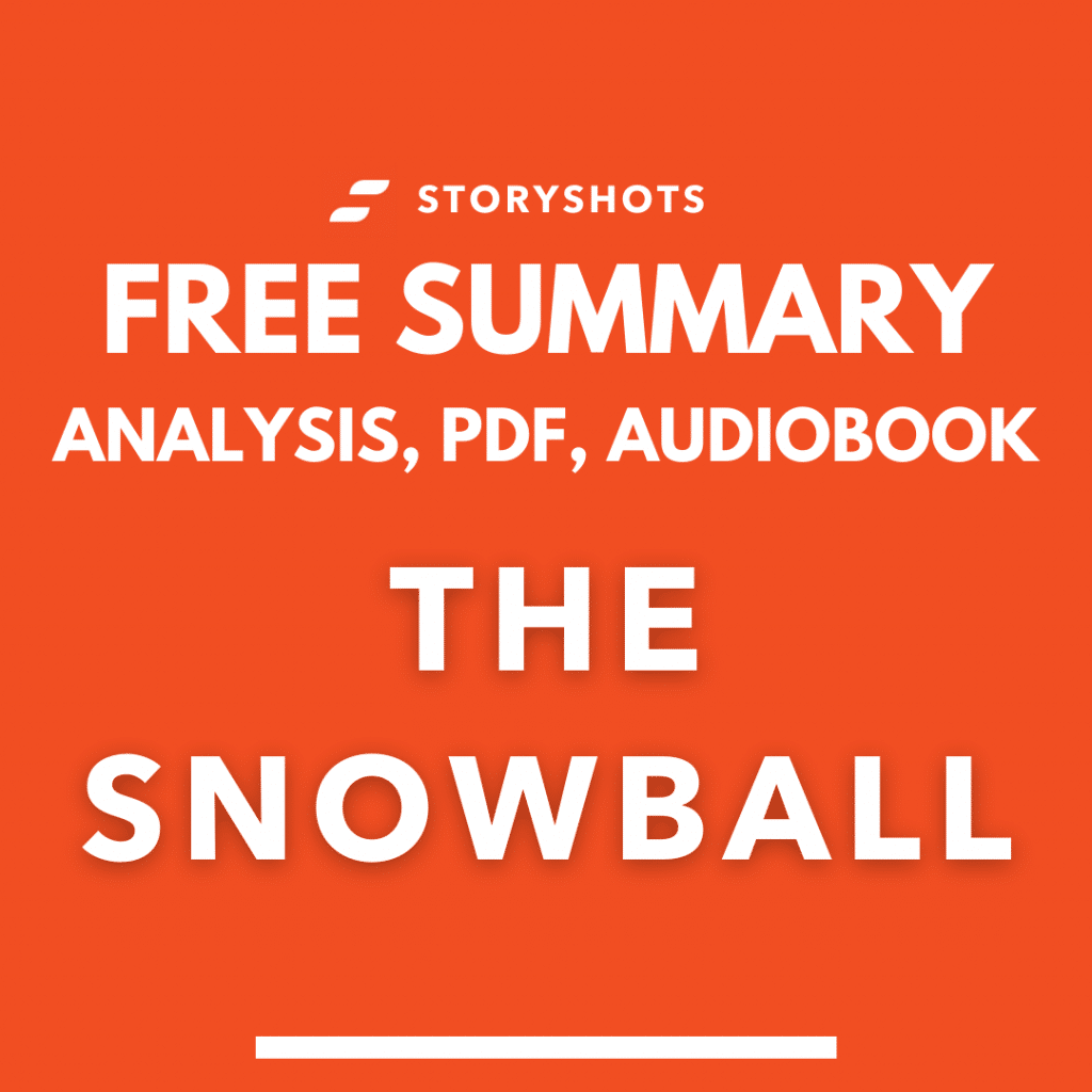 The Snowball Summary by Alice Schroeder Analysis PDF Free Audio book Warren Buffett and the Business of Life review