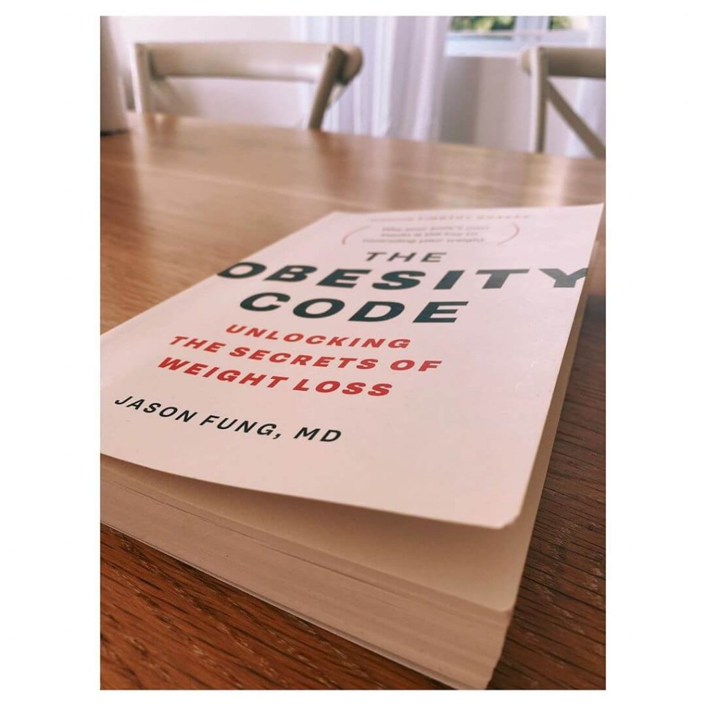 Book summary of The Obesity Code