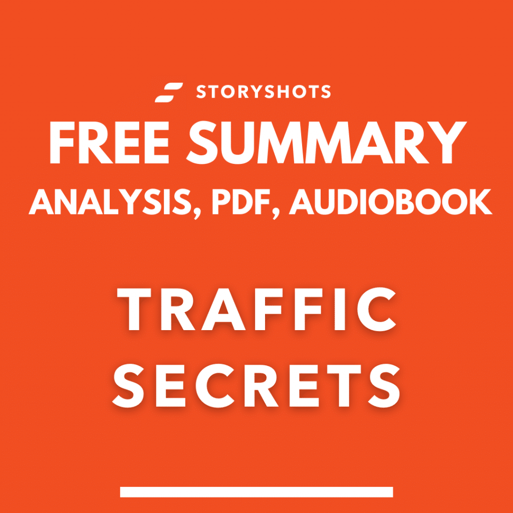 Traffic Secrets Summary pdf by Russsell Brunson storyshots free book review audiobook