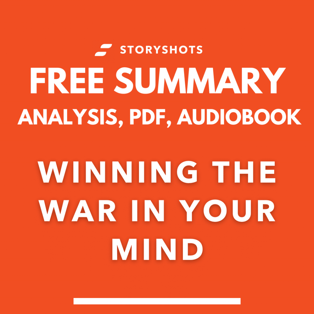 Winning the war in your mind summary by Craig Groeschel Free PDF Audiobook storyshots