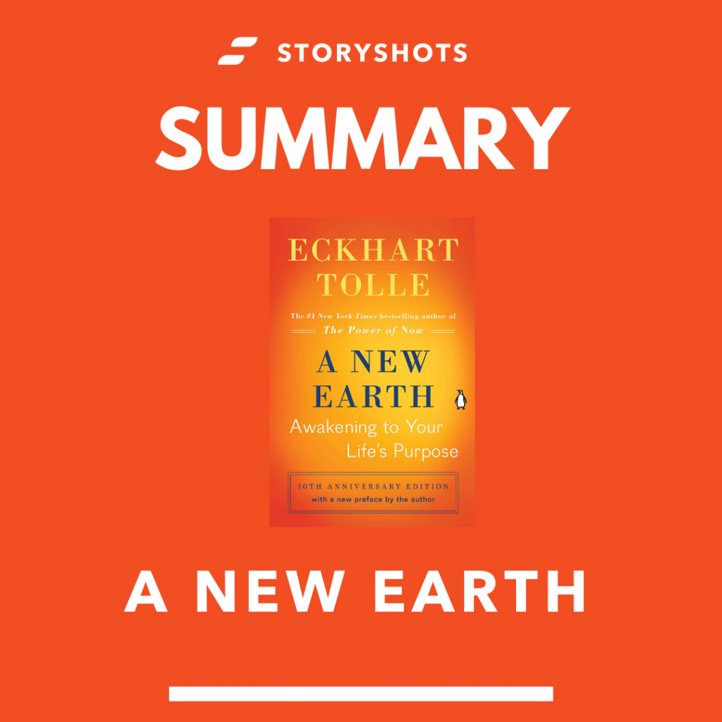 A New Earth Free Book Review Summary Audiobook Animated Book Summary PDF Epub on StoryShots