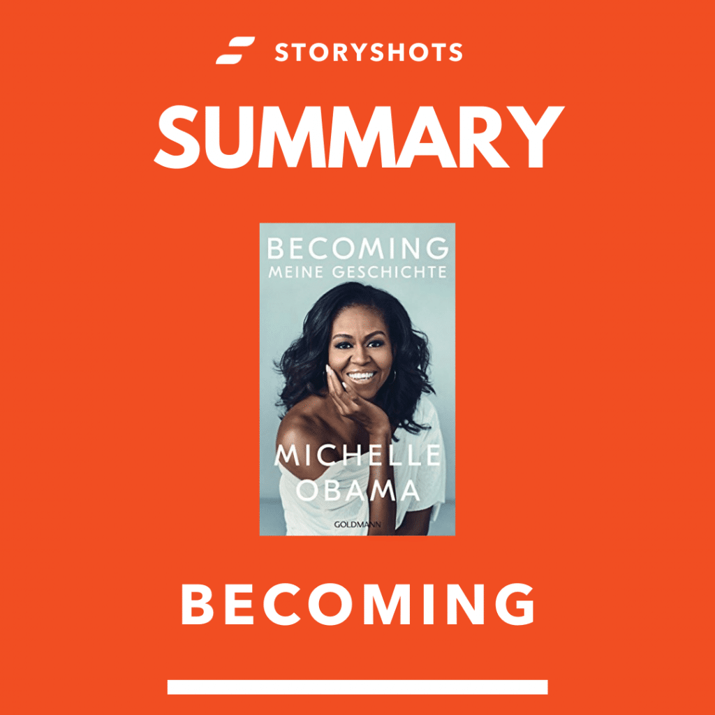 becoming summary by Michelle Obama - PDF - ePub