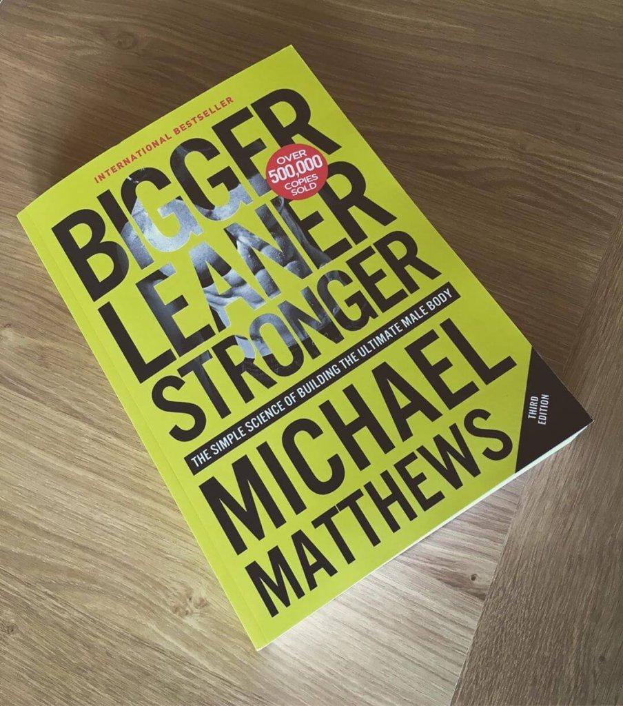 Bigger Leaner Stronger summary