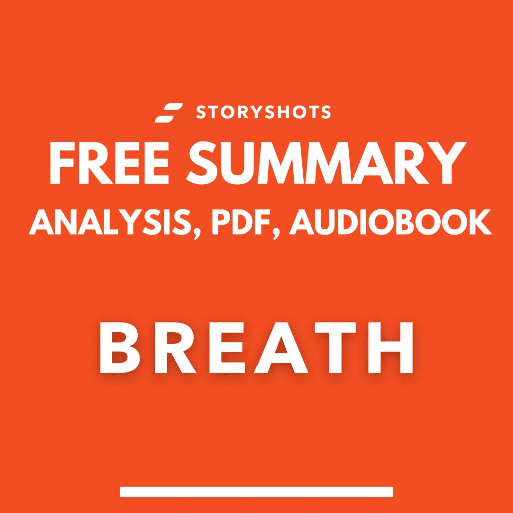 breath summary pdf james nestor free audiobook book analysis storyshots