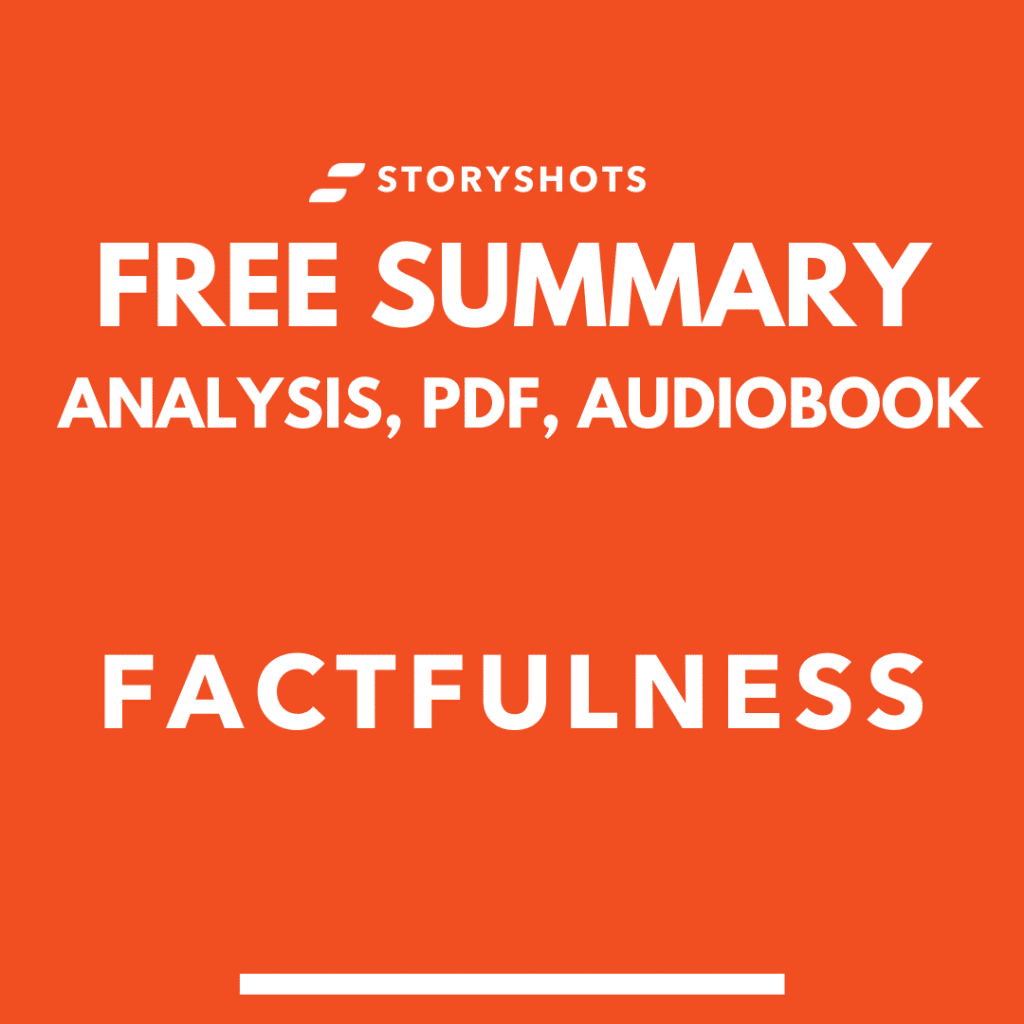 factfulness summary pdf free audiobook hans rosling book review analysis storyshots ola rosling