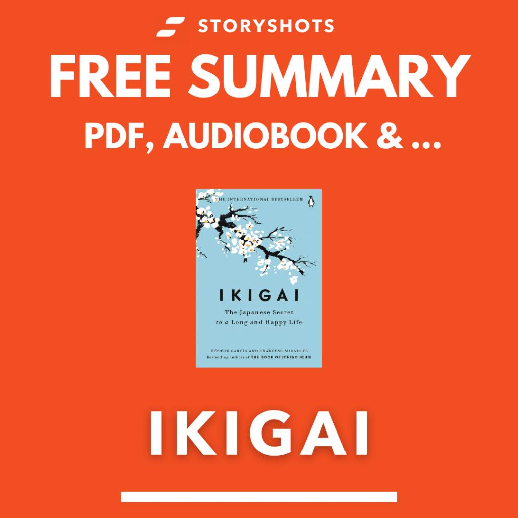 Ikigai Summary |PDF |Free Audiobook