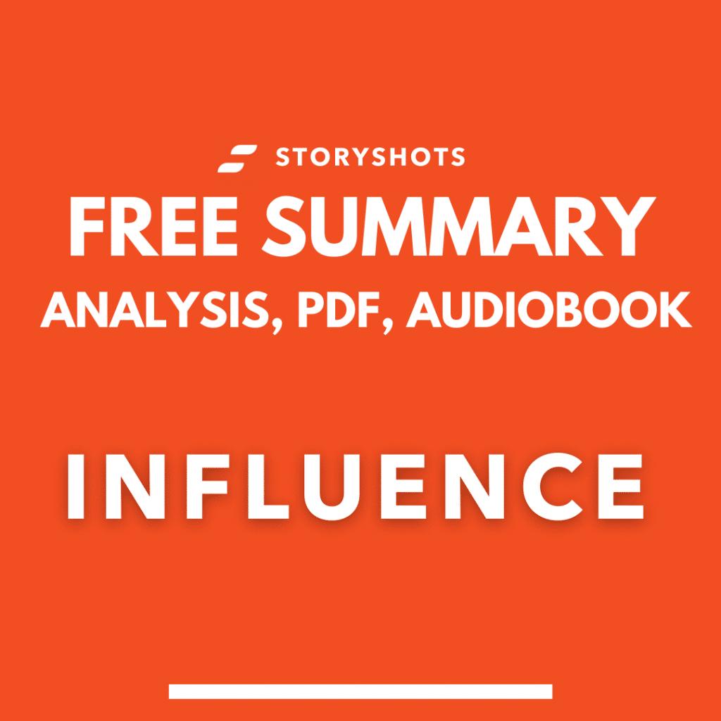 Cialdini Influence Book Summary PDF ePub Free Audiobook by Robert Cialdini on StoryShots