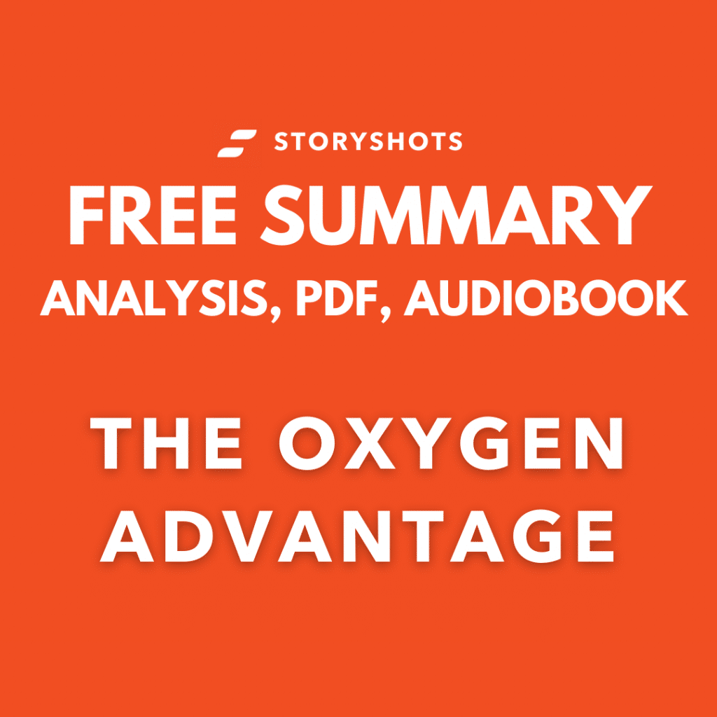 the oxygen advantage summary pdf Patrick McKeown free audiobook review book analysis on StoryShots quotes