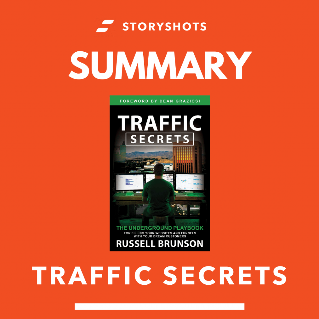 Summary of Traffic Secrets by Russell Brunson