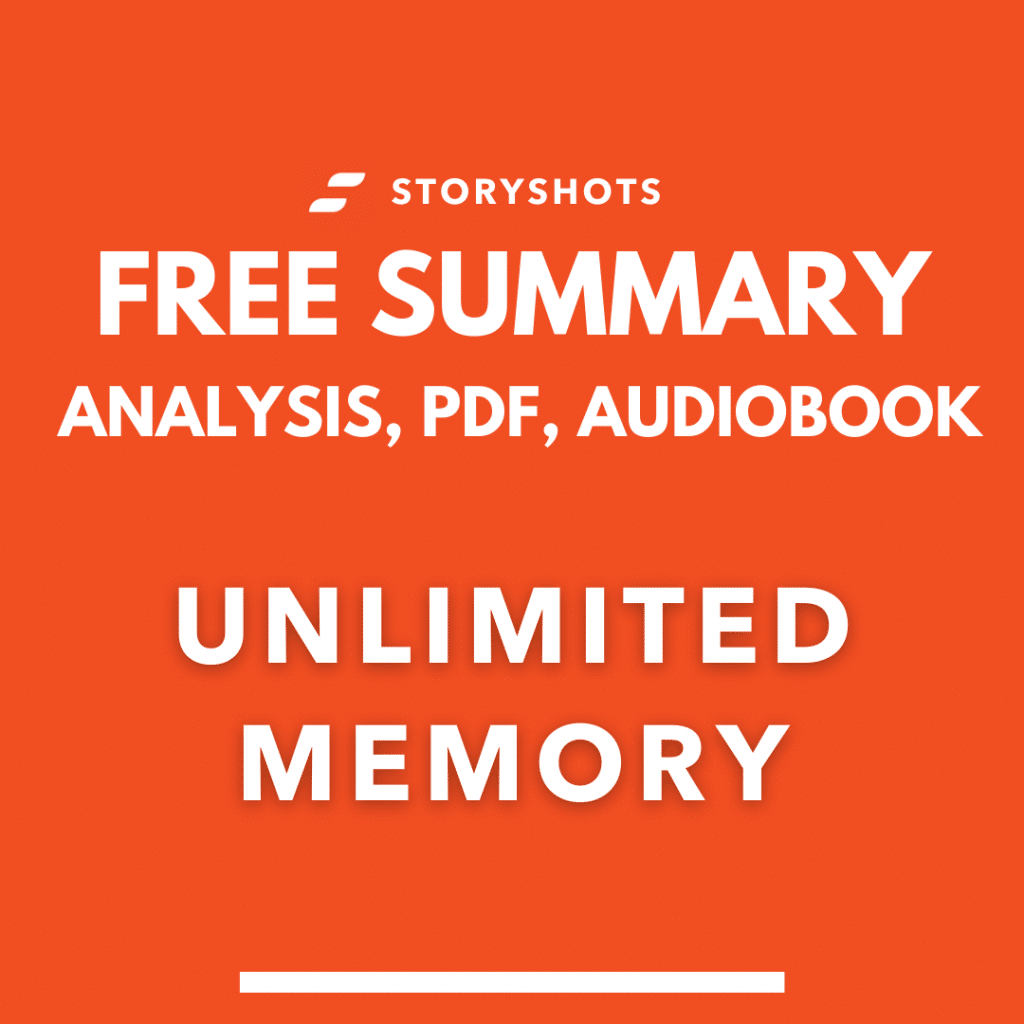 Unlimited Memory summary pdf kevin horsley free audiobook storyshots analysis